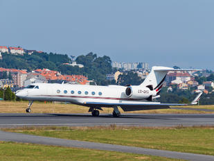 CS-DKG - NetJets Europe (Portugal) Gulfstream Aerospace G-V, G-V-SP, G500, G550
