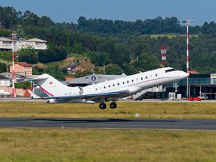 HB-JRI - Execujet Europa AS Bombardier BD-700 Global 5000