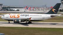 TC-SGM - ULS Cargo Airbus A310F aircraft