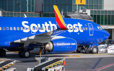 N563WN - Southwest Airlines Boeing 737-700