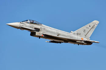 C.16-32 - Spain - Air Force Eurofighter Typhoon S