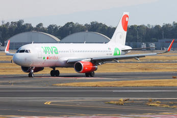 XA-VAW - VivaAerobus Airbus A320