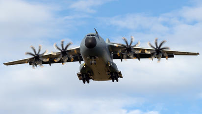 ZM414 - Royal Air Force Airbus A400M