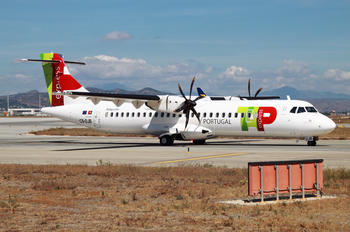 CS-DJB - TAP Express ATR 72 (all models)