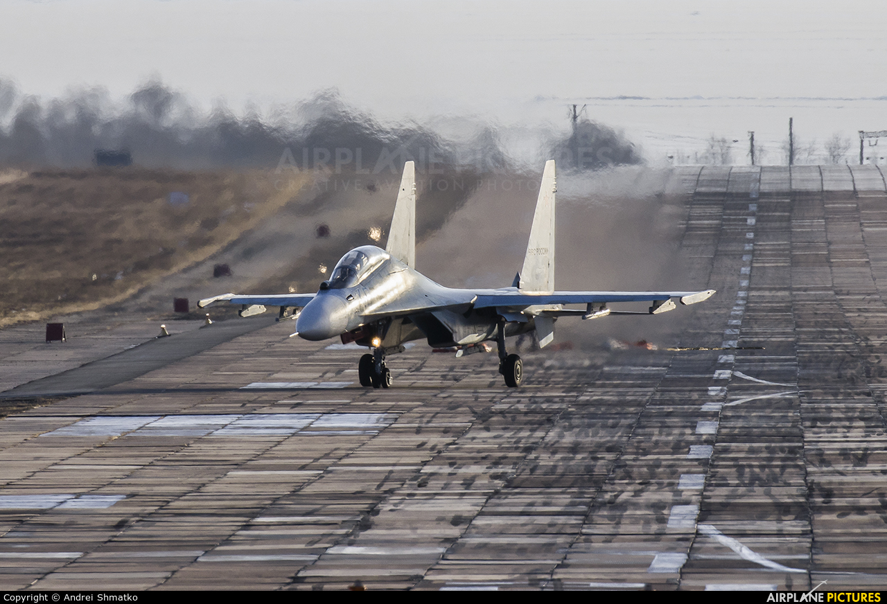 Russia - Air Force RF-93673 aircraft at Off Airport - Russia