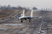 RF-93673 - Russia - Air Force Sukhoi Su-30 M2 aircraft