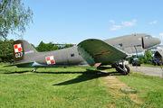 027 - Poland - Air Force Lisunov Li-2 aircraft