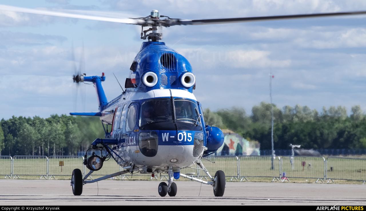 Poland - Police SN-06XP aircraft at Świdwin