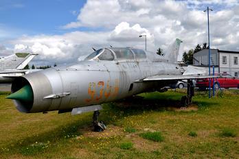 9348 - Poland - Air Force Mikoyan-Gurevich MiG-21UM