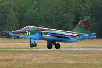 31 - Belarus - Air Force Sukhoi Su-25
