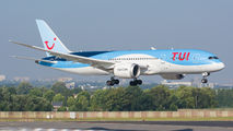 OO-JDL - TUI Airlines Belgium Boeing 787-8 Dreamliner aircraft