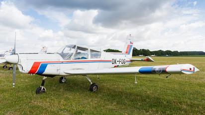 OK-FOG - Aeroklub Czech Republic Zlín Aircraft Z-43