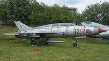 1217 - Poland - Air Force Mikoyan-Gurevich MiG-21U aircraft