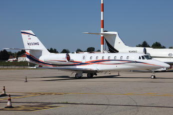 N333MG - Private Cessna 680 Sovereign