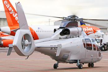 M-XHEC - Private Eurocopter EC155 Dauphin (all models)