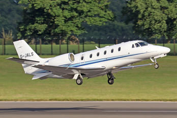 G-JALS -  Cessna 560XL Citation Excel