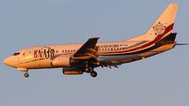 Air X Boeing 737 wears Guns n' Roses titles title=