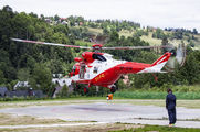 SP-SXW - Tatra Mountains Rescue (TOPR) PZL W-3 Sokół aircraft