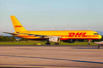 G-DHKC - DHL Cargo Boeing 757-200F