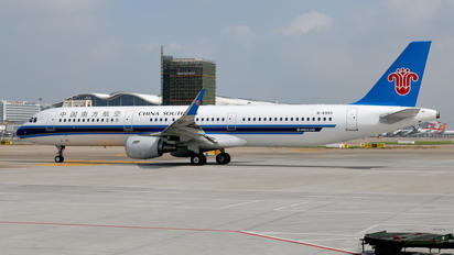 B-8993 - China Southern Airlines Airbus A321