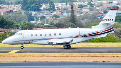 N728QS - Netjets (USA) Gulfstream Aerospace G200