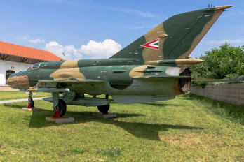3945 - Hungary - Air Force Mikoyan-Gurevich MiG-21bis