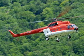 OM-EVA - Techmont Mil Mi-8T