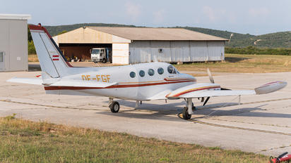 OE-FGF - Private Cessna 340