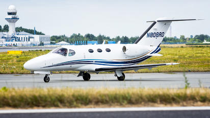 N808RD - Private Cessna 510 Citation Mustang