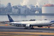 PK-GII - Garuda Indonesia Boeing 777-300ER aircraft