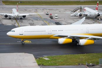 V8-001 - Brunei Government Airbus A340-200