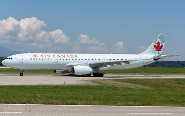 C-GHKR - Air Canada Airbus A330-300