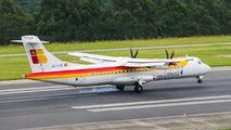 EC-LQV - Air Nostrum - Iberia Regional ATR 72 (all models) aircraft