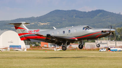 OK-PMP - Private Pilatus PC-12