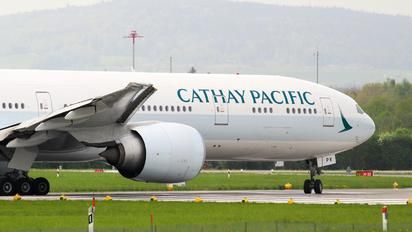 B-KPV - Cathay Pacific Boeing 777-300ER