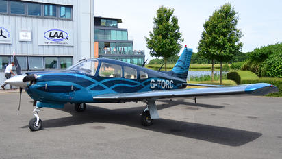 G-TORC - Private Piper PA-28R Arrow /  RT Turbo Arrow