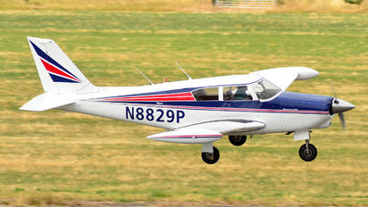 N8829P - Private Piper PA-24 Comanche