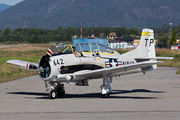 LN-XXT - Scandinavian Aircraft AS North American T-28B Trojan aircraft
