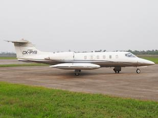 CX-PYB - Private Learjet 35