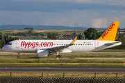 TC-DCL - Pegasus Airbus A320 aircraft