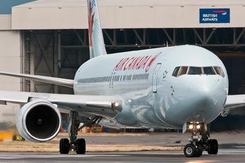 C-FPCA - Air Canada Boeing 767-300ER