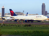 N674US - Delta Air Lines Boeing 747-400 aircraft