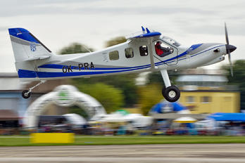 OK-PRA - Private Technoavia SMG-92 Turbo Finist