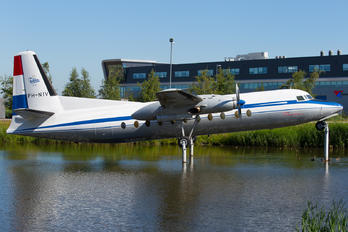 PH-NIV - Private Fokker F27
