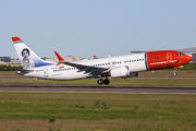 EI-FYG - Norwegian Air International Boeing 737-8 MAX aircraft