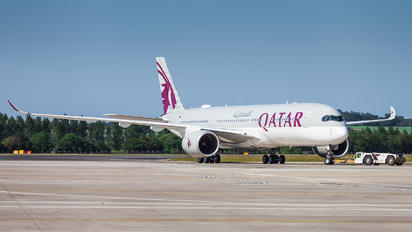 A7-ALW - Qatar Airways Airbus A350-900