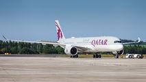 A7-ALW - Qatar Airways Airbus A350-900 aircraft