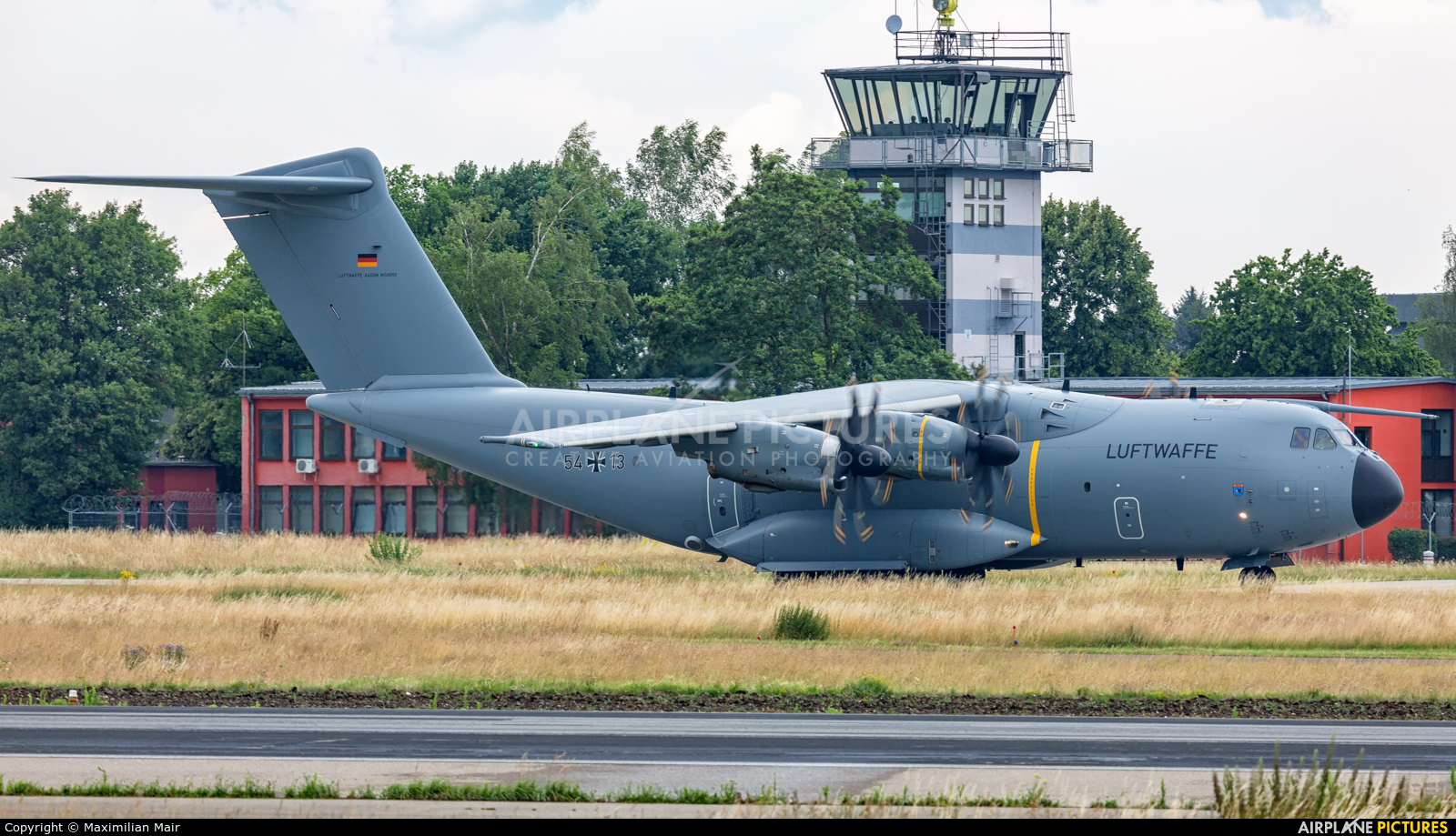 Germany - Air Force 54+13 aircraft at Memmingen