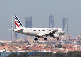 F-GRHH - Air France Airbus A319