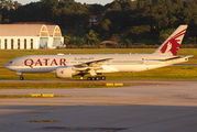 A7-BBC - Qatar Airways Boeing 777-200LR aircraft